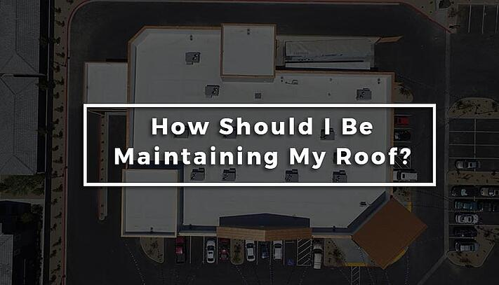 How Should I Be Maintaining My Roof in Las Vegas?
