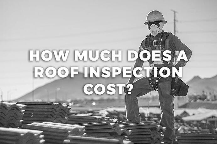 how much does a commercial roof inspection cost?