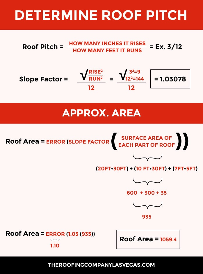how to figure out the square footage of a roof diagram