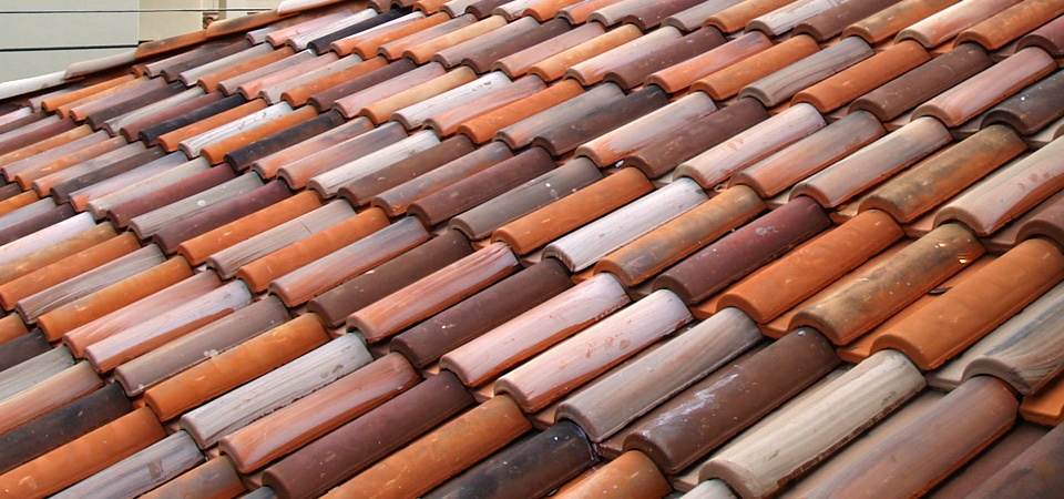 Residential Roof Clay Tile