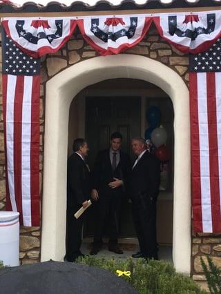 Freedom Alliance Home Donation Las Vegas 2017