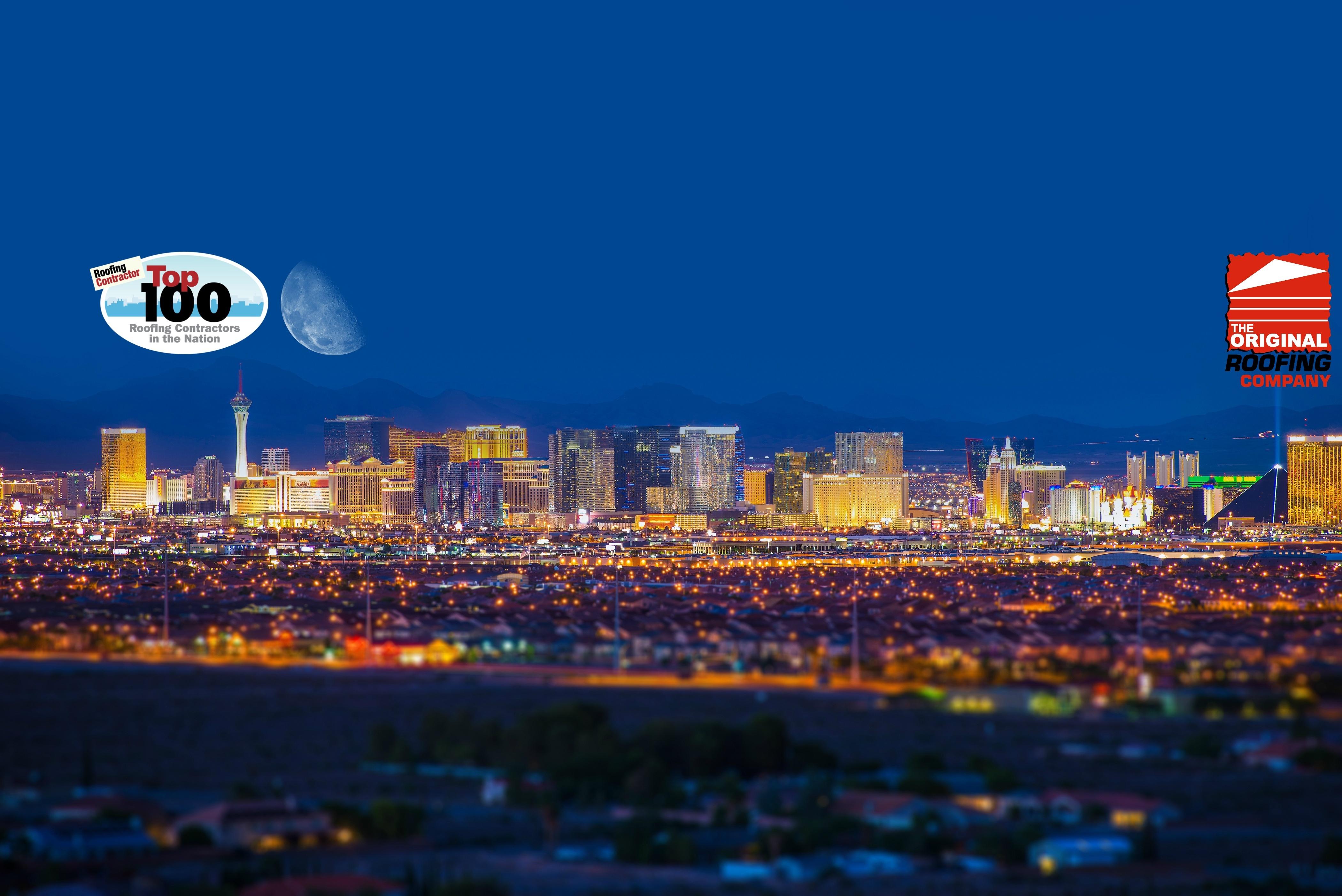 Las Vegas Skyline Night