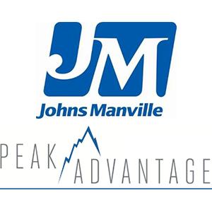 Commercial Roof Johns Manville Peak Advantage