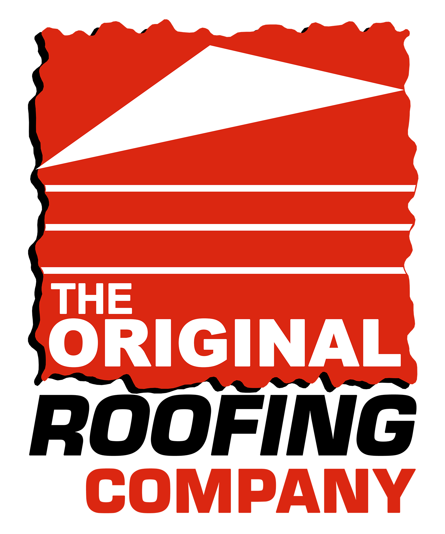 the original roofing company logo