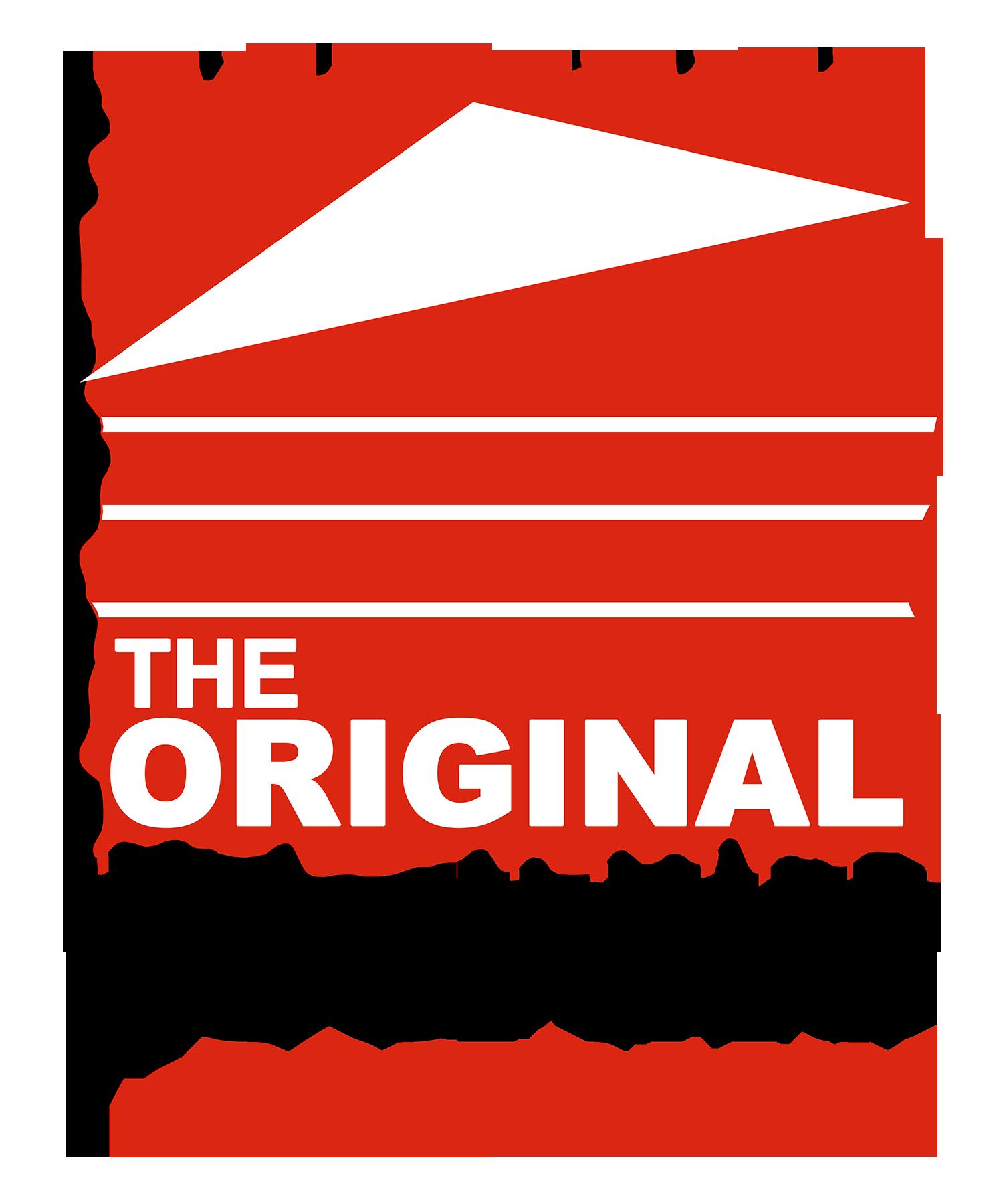 the original roofing company logo
