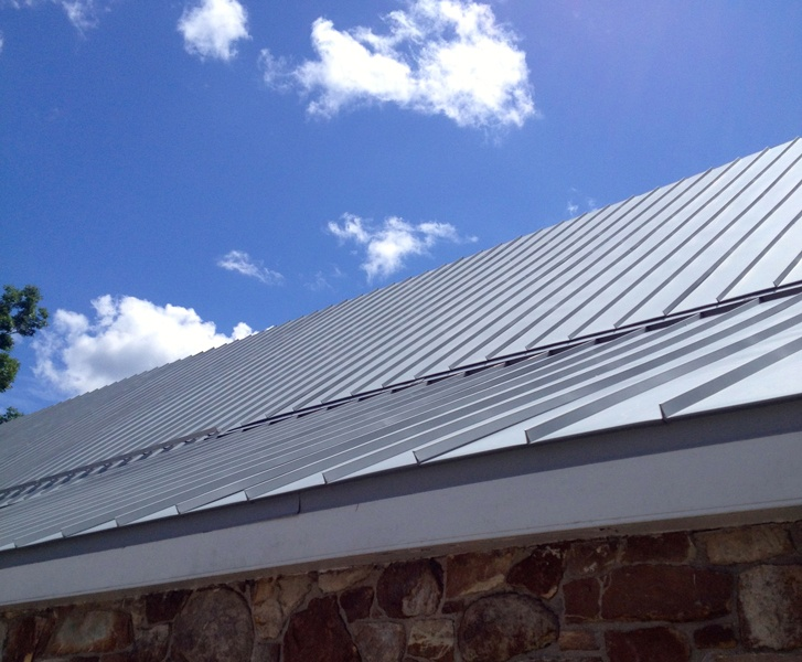 Commercial Metal Roof