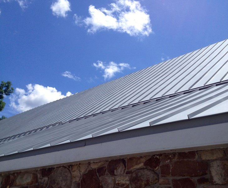 Residential and Commercial Metal Roof