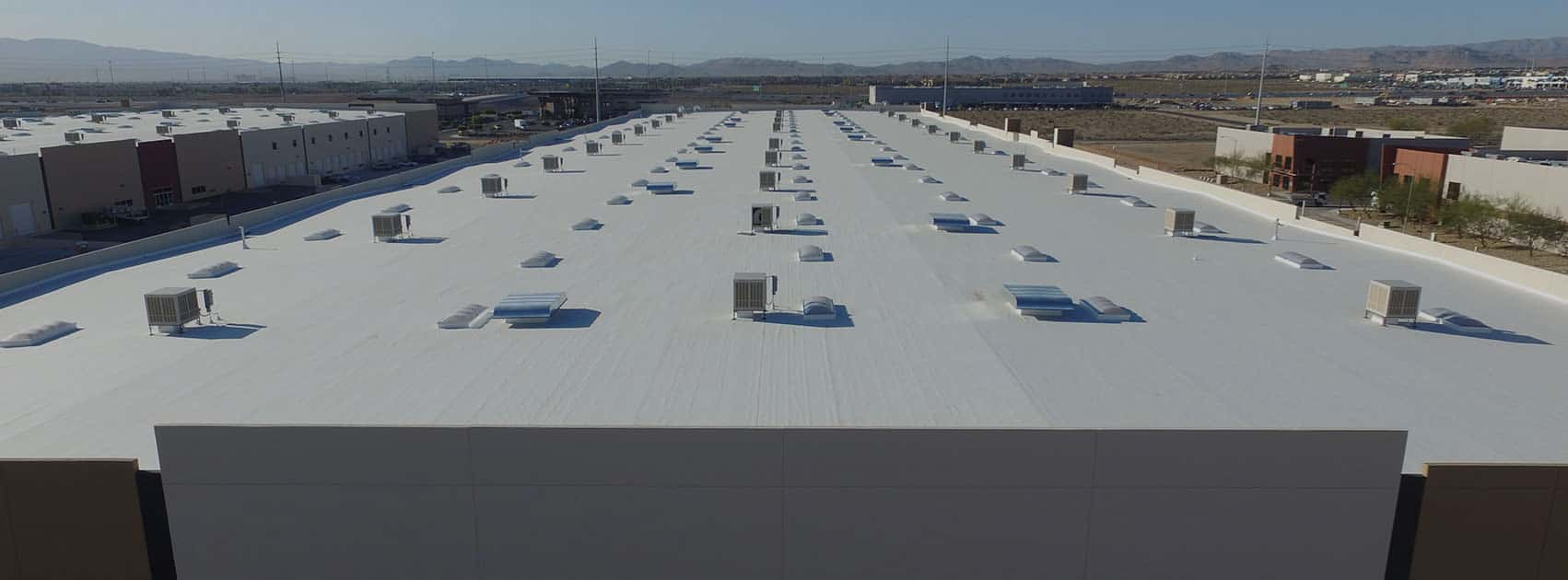 jones corp las vegas commercial roofing