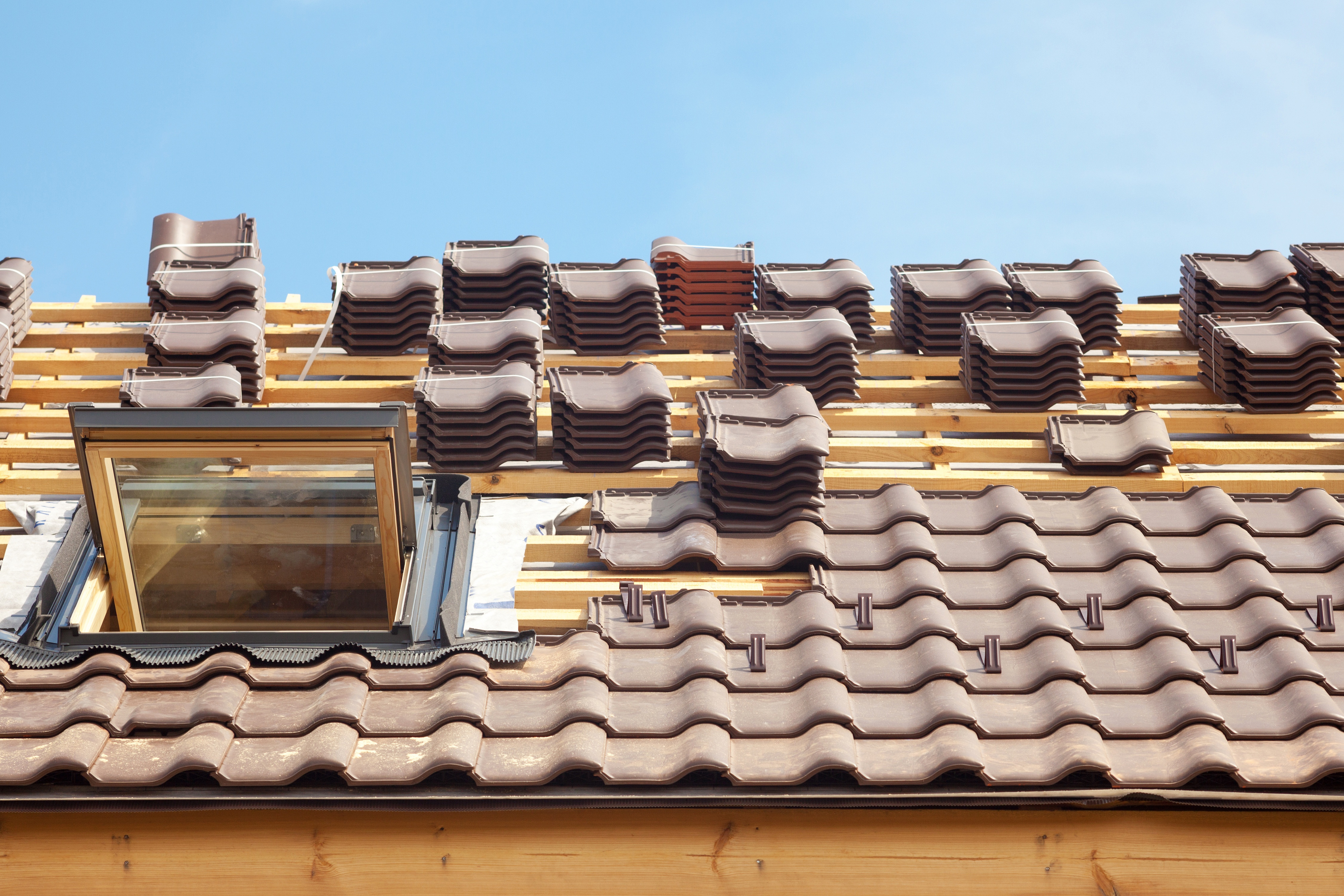 Commercial Steep Slope Roof