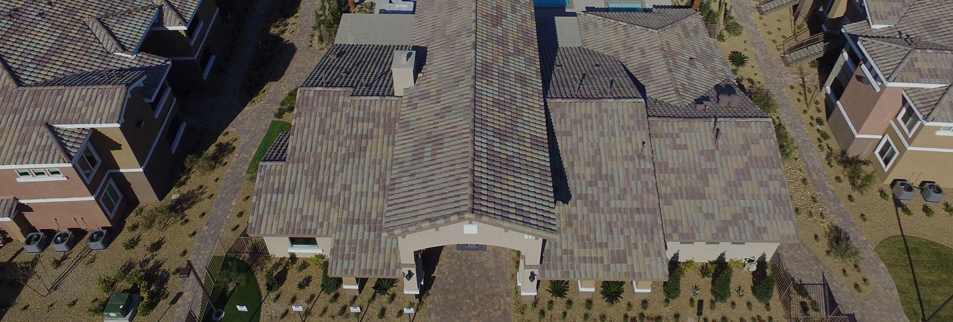 la vie las vegas multi-family residential roofing