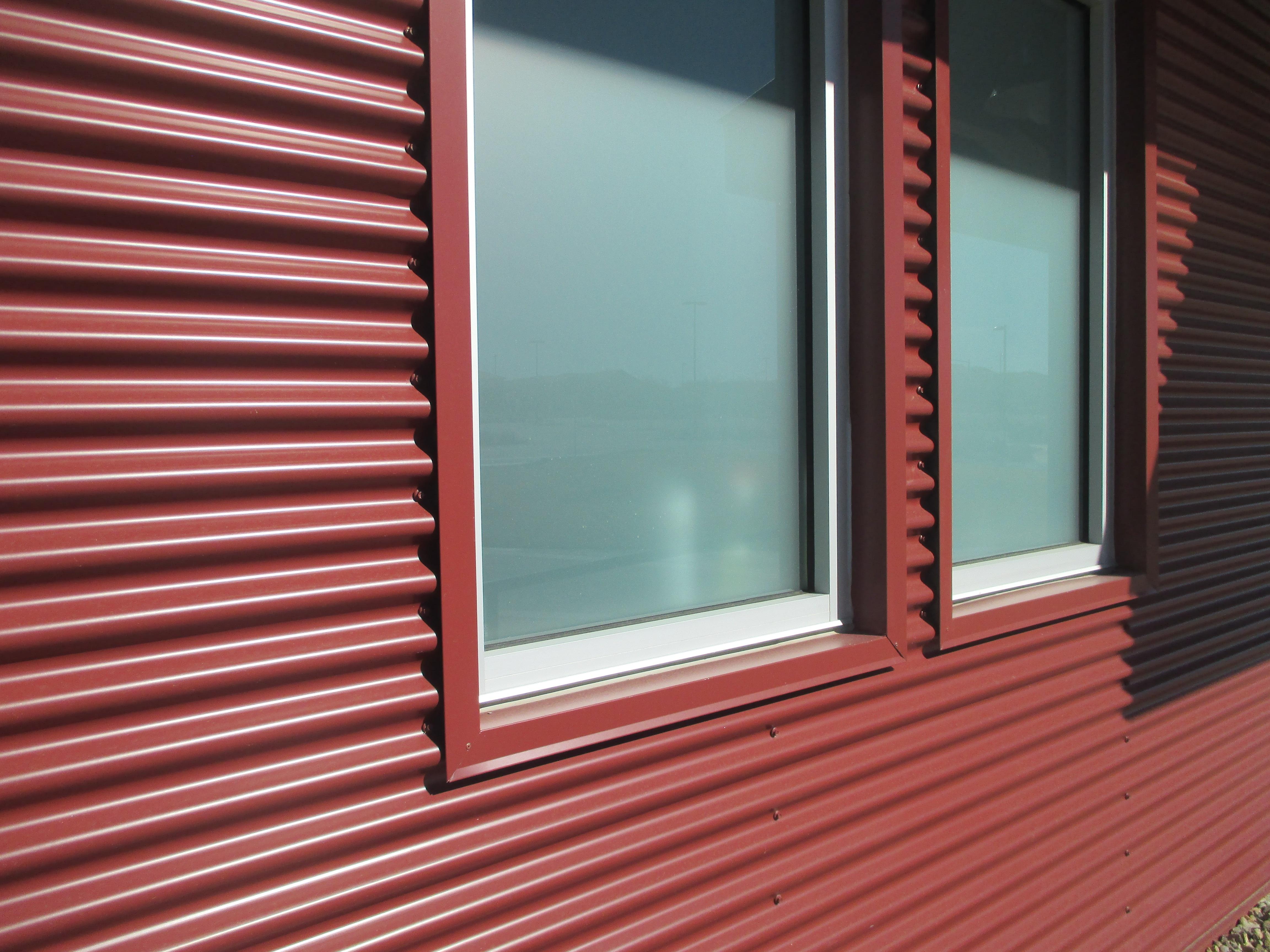 Residential Metal Wall Paneling