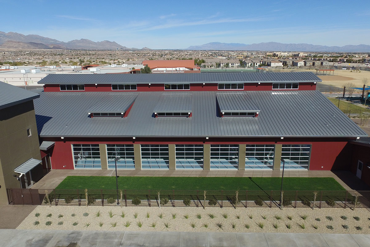 the original roofing company las vegas commercial roof repair